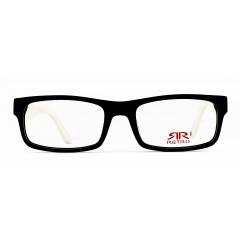Диоптрична рамка Retro 1378 Retro 282 C3 White