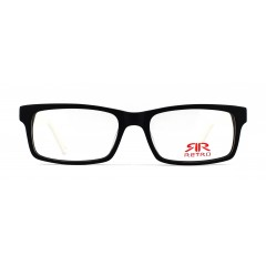 Диоптрична рамка Retro 1406 Retro 306 C3 White