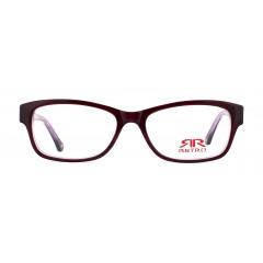 Диоптрична рамка Retro 1411 Retro 308 C5 Purple