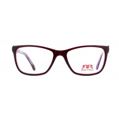 Диоптрична рамка Retro 1414 Retro 507 C3 Purple