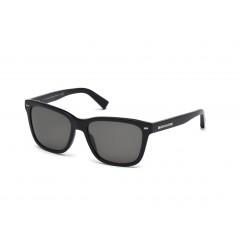 Слънчеви очила Ermenegildo Zegna EZ0002 01D Polarized Zeiss lenses