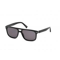 Слънчеви очила Ermenegildo Zegna EZ0042 01A Zeiss lenses