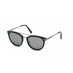 Слънчеви очила Ermenegildo Zegna EZ0077 01C Zeiss lenses Titan frame
