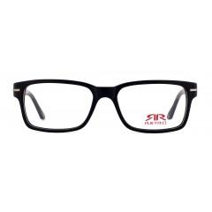 Диоптрична рамка Retro 1509 Retro 538 C2 Black