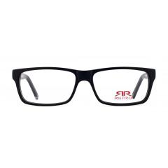 Диоптрична рамка Retro 1488 Retro 531 C3 Black Matt