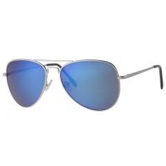 Слънчеви очила Level One LO3221 silv