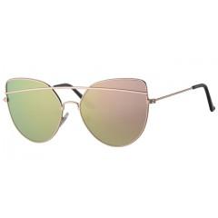 Слънчеви очила Level One LO5132 gldpnk
