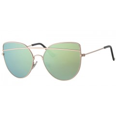 Слънчеви очила Level One LO5132 gld