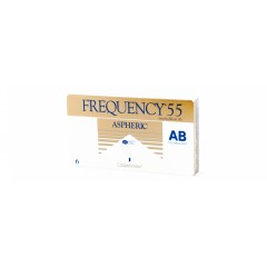 Frequency 55 Aspheric 3 Box