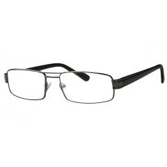 Готови очила за четене INfocus 1031 Black (Sphere /SPH + 2.50)