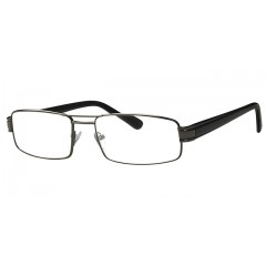 Готови очила за четене INfocus 1031 Black (Sphere /SPH + 1.50)