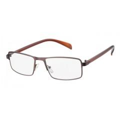 Готови очила за четене INfocus 1033 Brown (Sphere /SPH + 2.50)