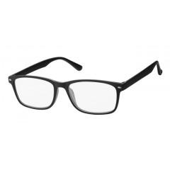 Очила за четене (SPH + 4.00) INfocus 2050 Black