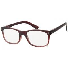 Готови очила за четене INfocus 2053 Red (Sphere /SPH + 3.00)