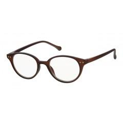 Готови очила за четене INfocus 4054 Brown (Sphere /SPH + 1.50)