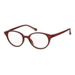 Готови очила за четене INfocus 4054 Red (Sphere /SPH + 2.50)