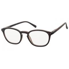 Очила за четене (SPH + 4.00) INfocus 4119 Dark Brown