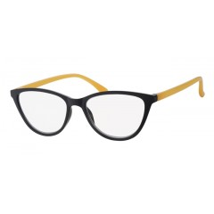 Готови очила за четене INfocus 6105 Black & Yellow (Sphere /SPH + 2.00)