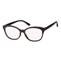 Очила за четене (SPH + 1.50) INfocus 6113 Brown & Black