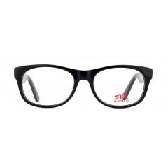 Диоптрична рамка Retro 1381 Retro 283 C2 Black