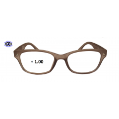 Очила за четене (SPH + 1.00) INfocus - Blue Light. Block - Grey