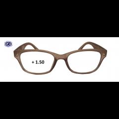 Очила за четене (SPH + 1.50) INfocus - Blue Light. Block - Grey