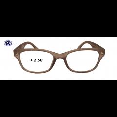 Очила за четене (SPH + 2.50) INfocus - Blue Light. Block - Grey