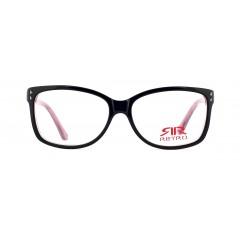 Диоптрична рамка Retro 1432 Retro 513 C3 Pink
