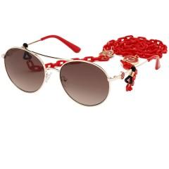 Слънчеви очила Guess GU7640 33F