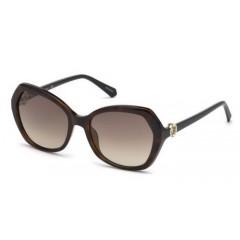Слънчеви очила Swarovski SK0165 52F