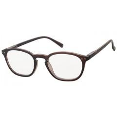 Очила за четене (SPH + 4.00) INfocus 4119 Brown